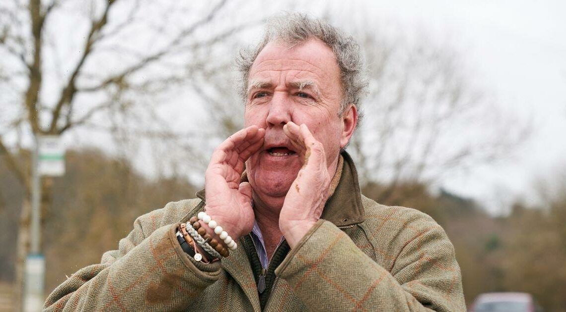 Jeremy Clarkson says fears of losing £250k on farm gives him 'sleepless nights'