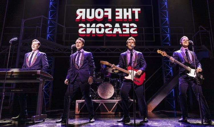 Jersey Boys review: Return of The Four Seasons musical falls flat