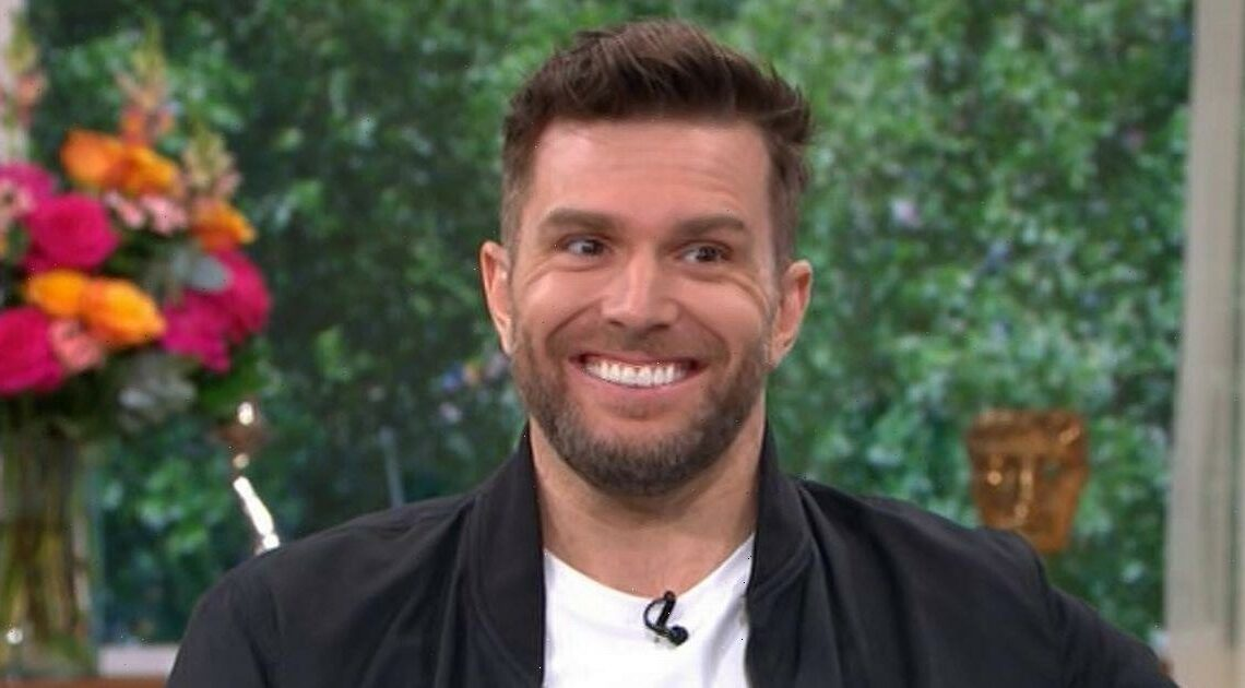Joel Dommett admits his wife got him a sperm test as a gift and it was so fun