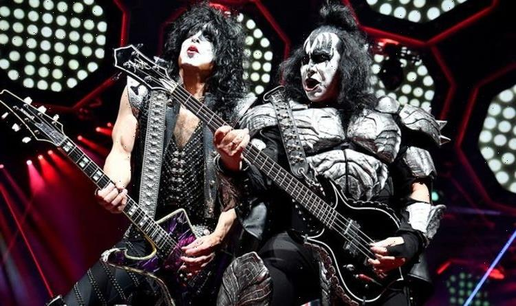 KISS final tour postponed after Gene Simmons and Paul Stanley test positive for COVID-19