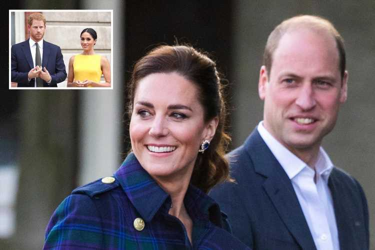 Kate Middleton & Prince William reveal 'particular focus' on improving diversity at Royal Foundation after racism claims