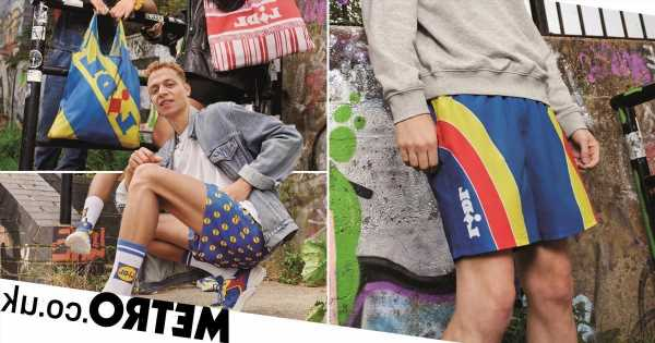 Lidl is launching its own merch in UK stores next week