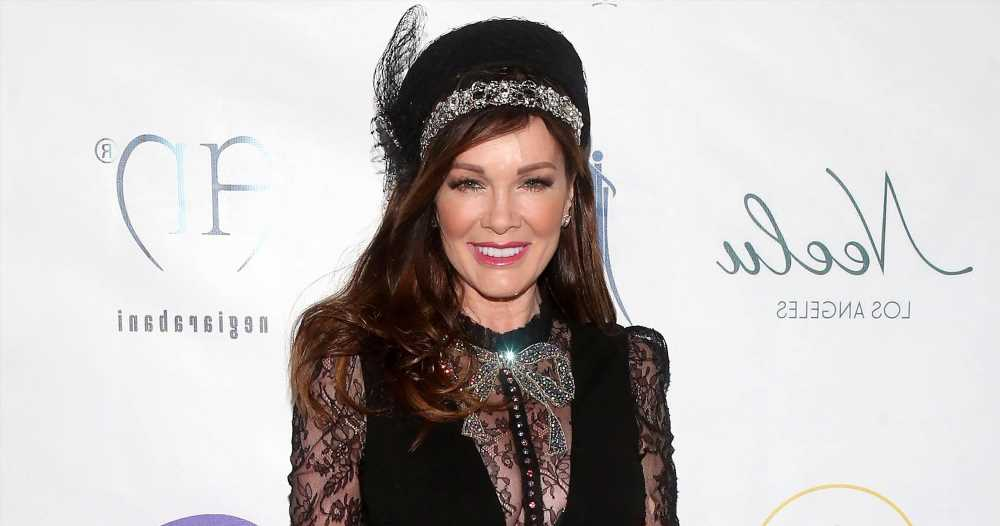 Lisa Vanderpump Finishes Her Hair With This $24 Frizz-Taming Cream