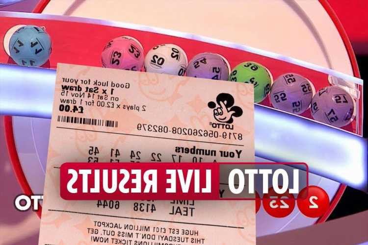 Lotto results LIVE: National Lottery numbers and Thunderball draw tonight, September 4, 2021