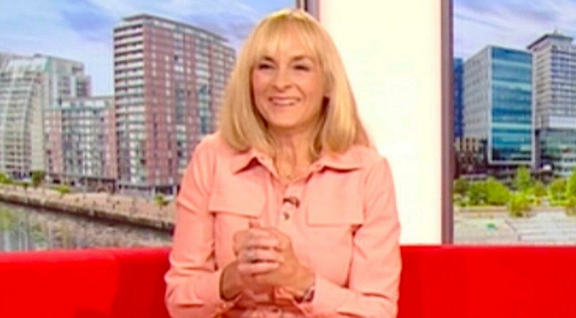 Louise Minchin locked out of BBC on emotional last day as Breakfast host