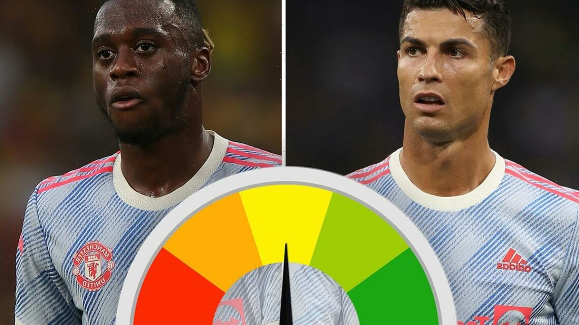 Man Utd ratings: Cristiano Ronaldo shows his worth and quality but Aaron Wan-Bissaka has night to forget at Young Boys