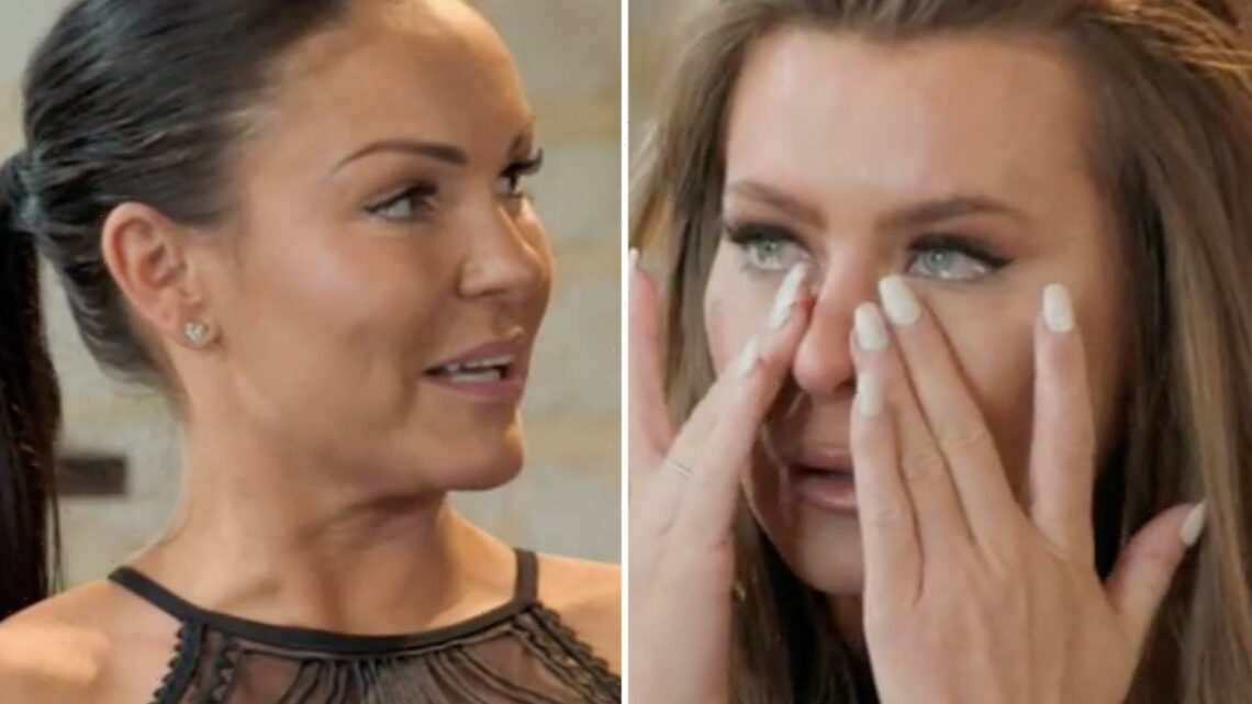 Married At First Sight fans heartbroken as Tayah breaks down in tears and Marilyse tells Franky 'I need space' in twist