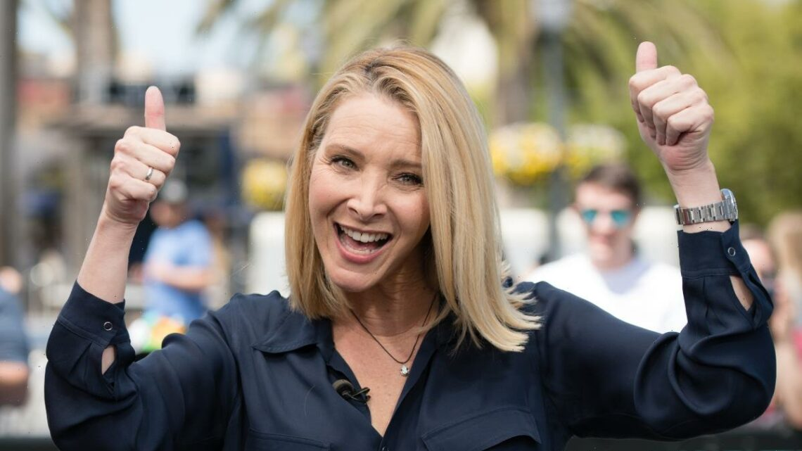 Marta S. Kauffman Asked Lisa Kudrow to Appear in 'Grace and Frankie'