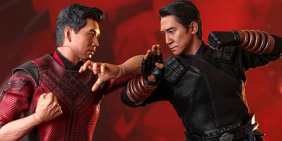 Marvel's 'Shang-Chi' Debuts Two Lifelike Hot Toys Figurines