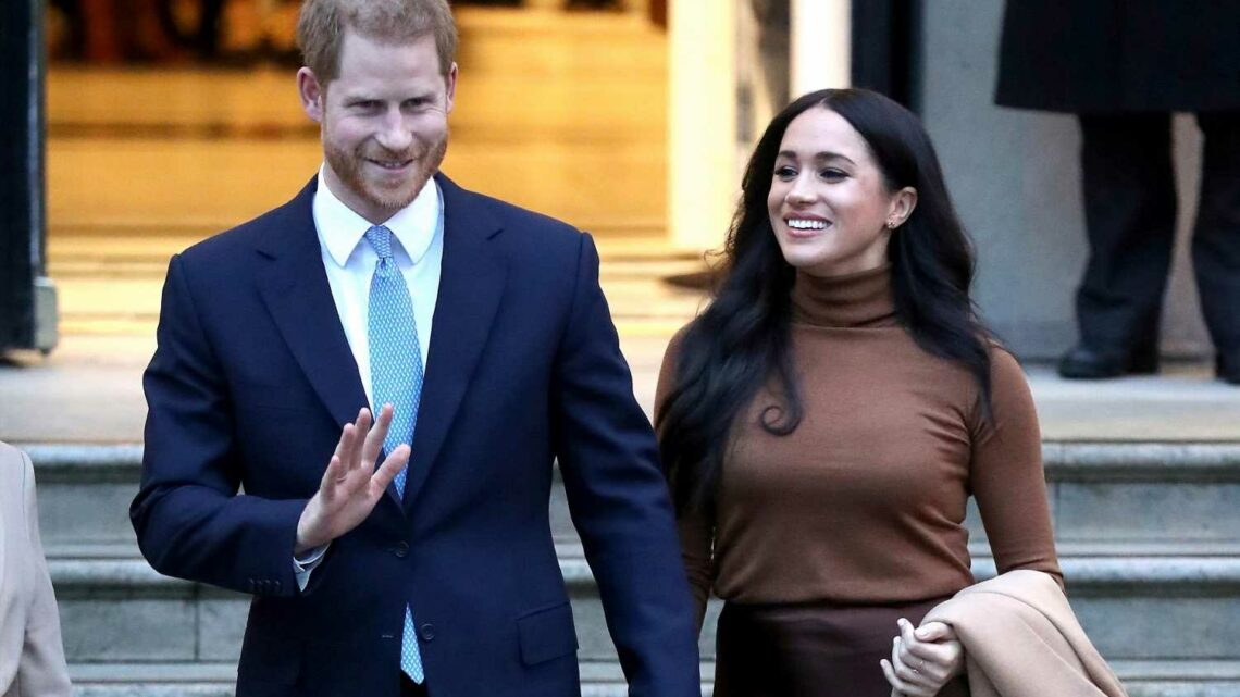 Meg & Harry's invite to Xmas with Queen 'being discussed' after spurned party