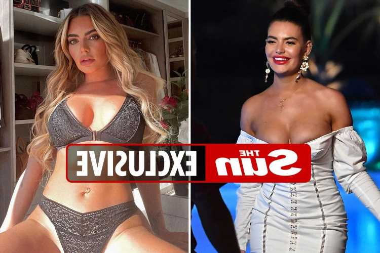 Megan Barton Hanson rakes in almost £500k in lockdown thanks to TV deals and OnlyFans as she signs up to Ex On The Beach