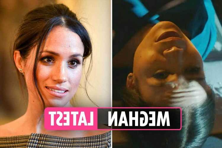 Meghan Markle latest news: TV film 'shows Meg dying in car wreck like Diana' as Prince Harry memoirs 'to target Camilla'