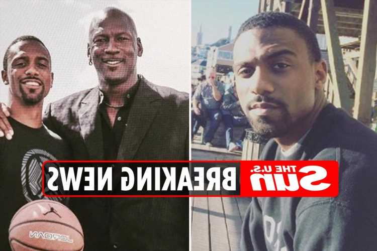 Michael Jordan's son Jeffrey Jordan 'assaults hospital staff' while being treated for head injury from 'bar fall'