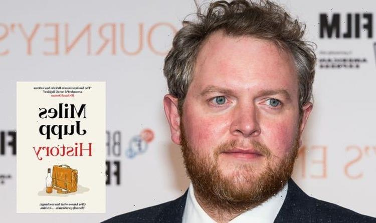 Miles Jupp's debut novel tells the story of a rich kids' history teacher in midlife crisis