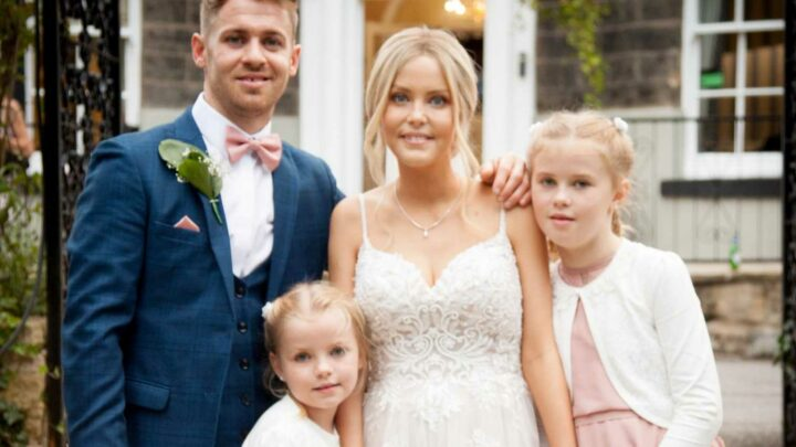 Mum-of-two told she was 'too young' for breast cancer dies weeks after her wedding day at just 31