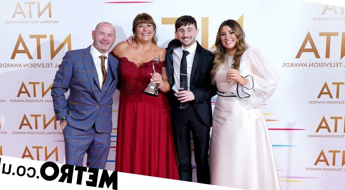 NTAs 2021: Gogglebox stars dedicate win to cast members who have died