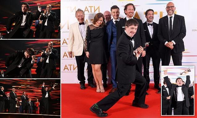 NTAs 2021: Line Of Duty's Tommy Jessop steals the show with dance