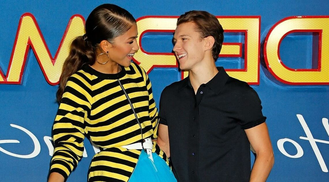 Now That Zendaya and Tom Holland Are Finally Dating, Let's Look Back at How They Got Here