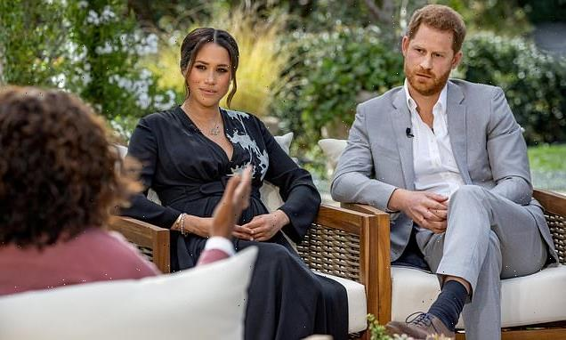 Oprah's Harry and Meghan TV interview loses out at Emmys to food show