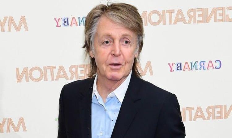 Paul McCartney: Forgotten Beatles' lyrics discovered in notebook