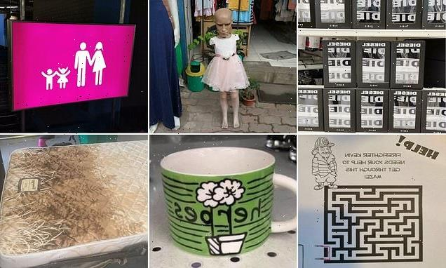 Photos reveal design fails that have gone viral on the internet