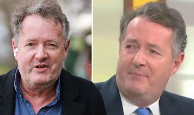 Piers Morgan breaks silence on being booed at the NTAs after swipe at winners Ant and Dec
