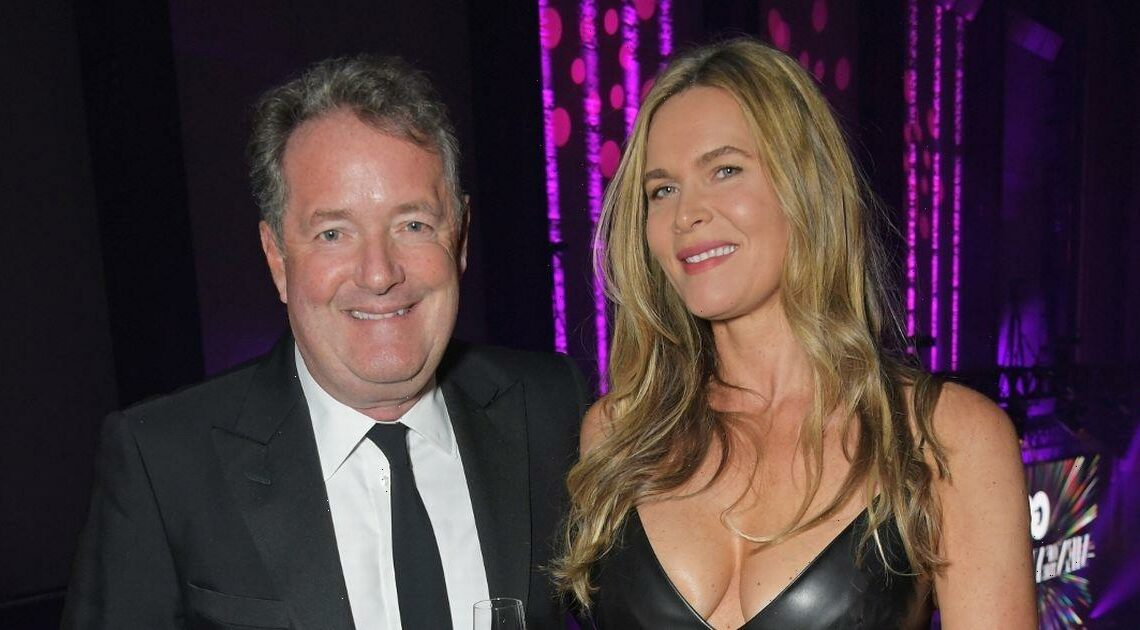 Piers Morgans wife Celia Walden cuts ties with selfish anti-vax pals