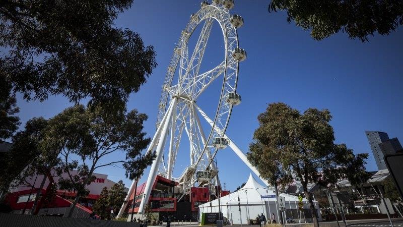 Plug pulled on landmark Melbourne Star observation wheel