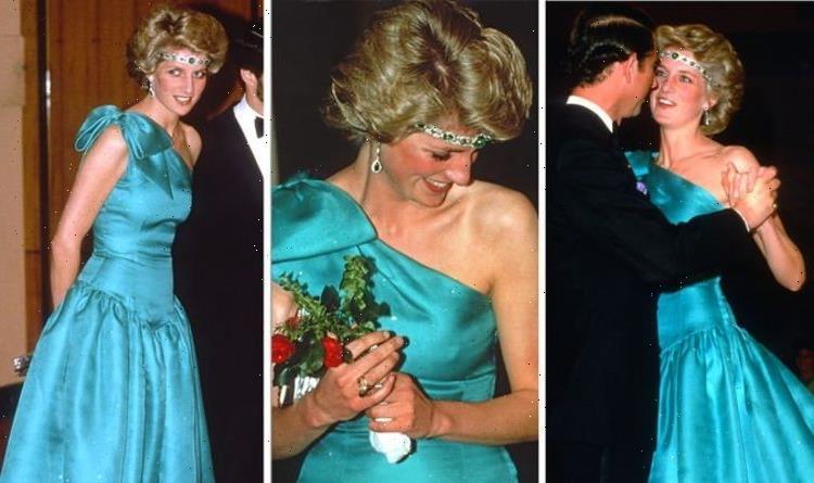 Princess Diana's emerald choker that got stuck on royal's head is worth a huge £15million