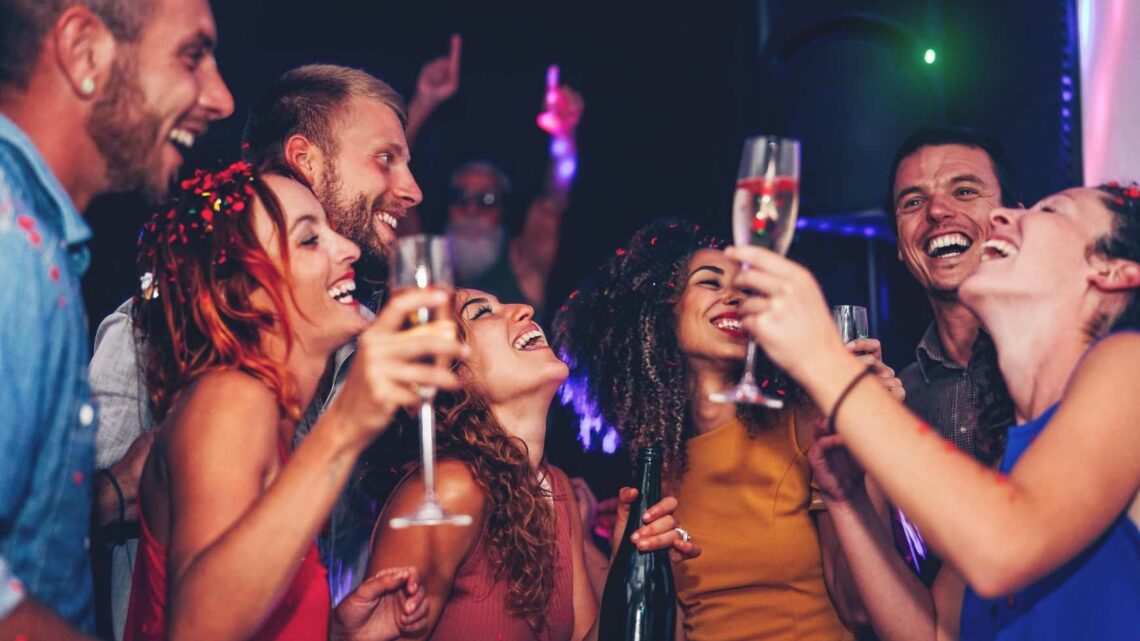 Quarter of Brits can't remember when they last let their hair down