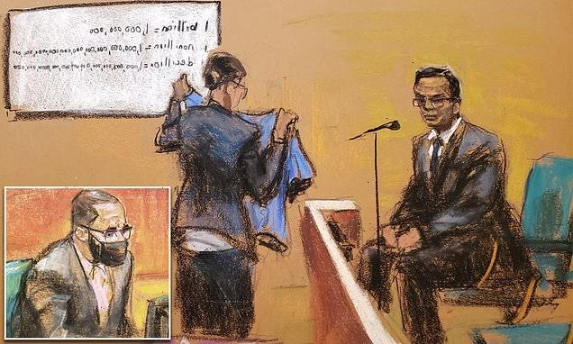 R Kelly witness claims he made her 'walk' girlfriend who wore leash