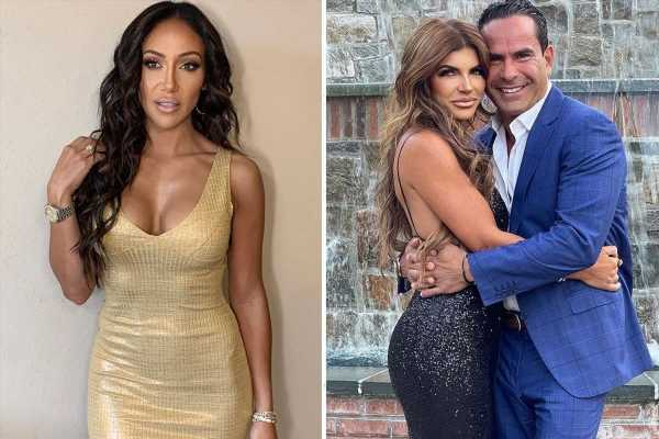 RHONJ's Teresa Giudice claps back at fan who accused her of not being 'nice' & trying to 'compete' with Melissa Gorga