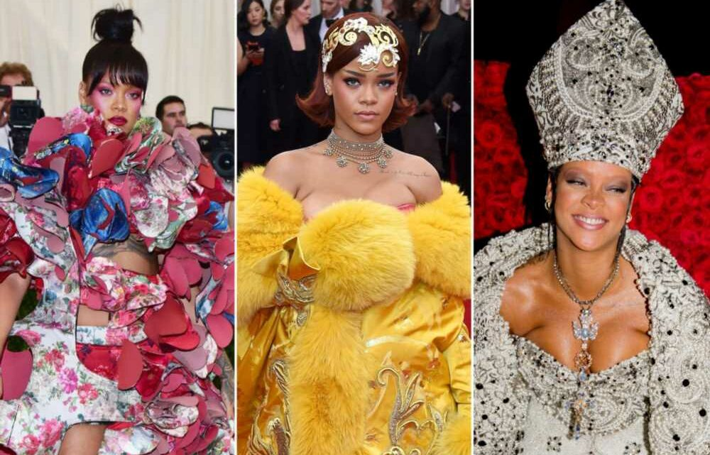 Rihanna expected to throw this years hottest Met Gala afterparty