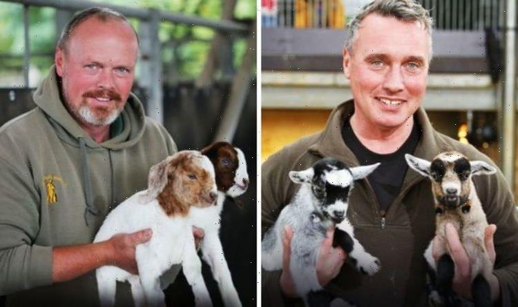 Rob and Dave Nicholsons family hero father rushed into burning barn to save calves