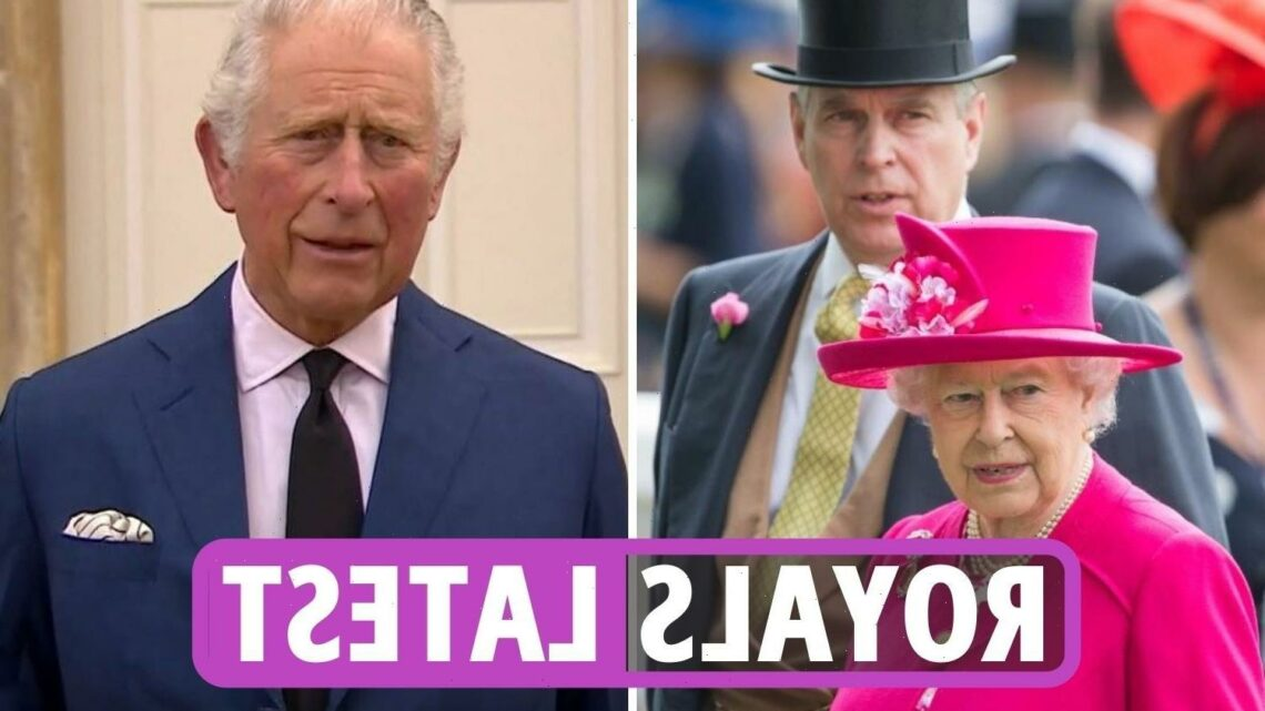 Royal Family news latest: Queen won't stop Charles plan to 'keep Andrew out of public' as Duke to hide away at Balmoral