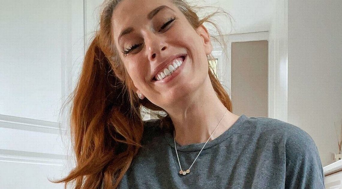 Stacey Solomon pays emotional tribute to unborn daughter as due date approaches
