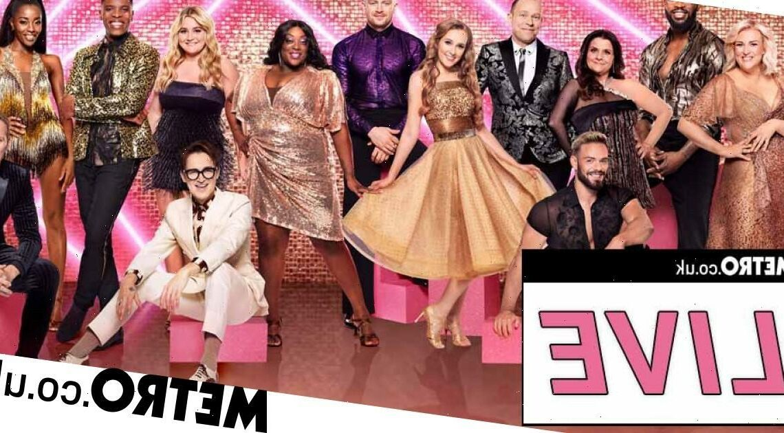 Strictly 2021 live: Tom Fletcher 'exhausted' as stars kick off first live show