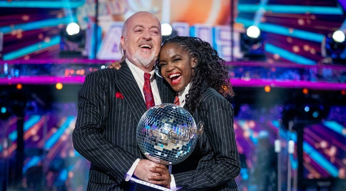 Strictly Come Dancing professionals more famous than their celebrity partners