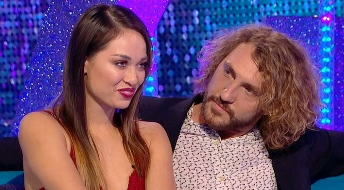 Strictly crackdown warns stars theyll be kicked off show if caught kissing