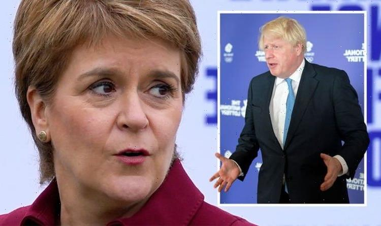 Sturgeon set to outfox PM with 'opportunityto showcase' independent Scotland at COP26