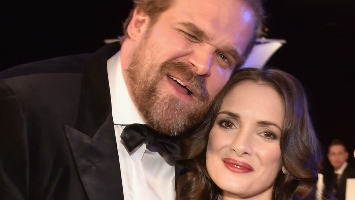 The Truth About David Harbour And Winona Ryder's Friendship
