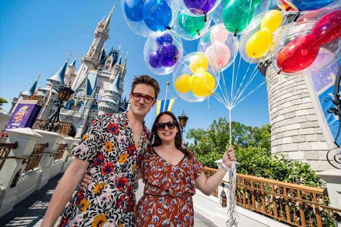 Tom and Giovanna Fletcher reveal their top hacks for a Disney World holiday