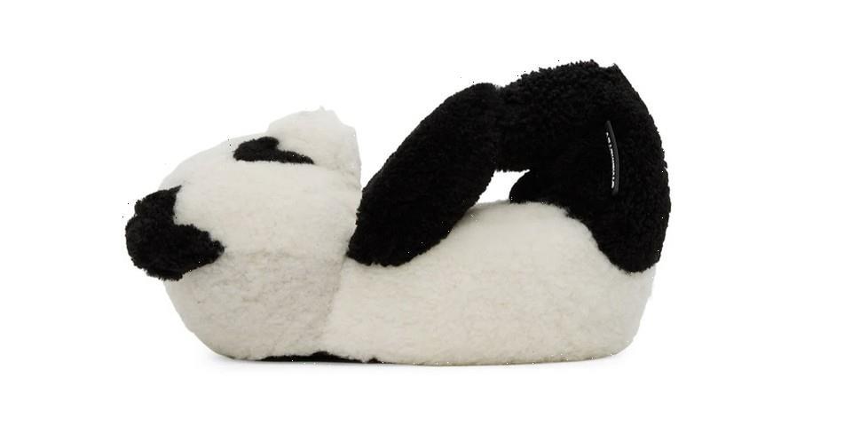 Vetements Drops Teddy Bear-Inspired Slippers