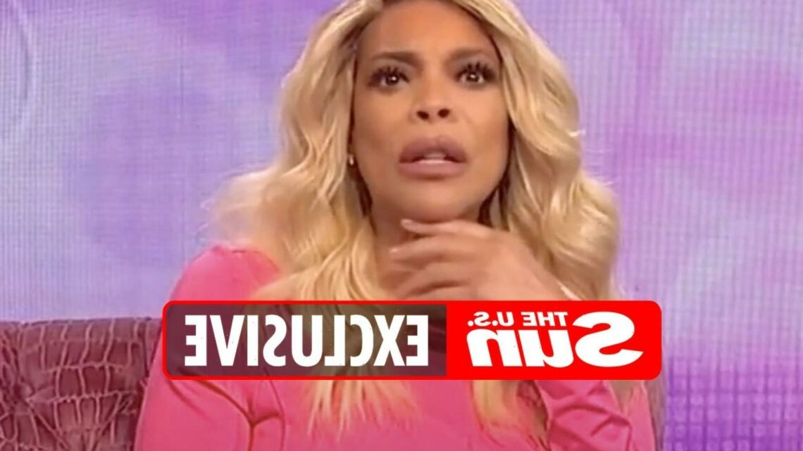 Wendy Williams appears to be rushed to the hospital for 'psychiatric services' as host suffers from 'health issues'