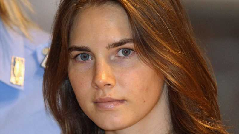What Amanda Knox Has To Say About Her Nickname Foxy Knoxy