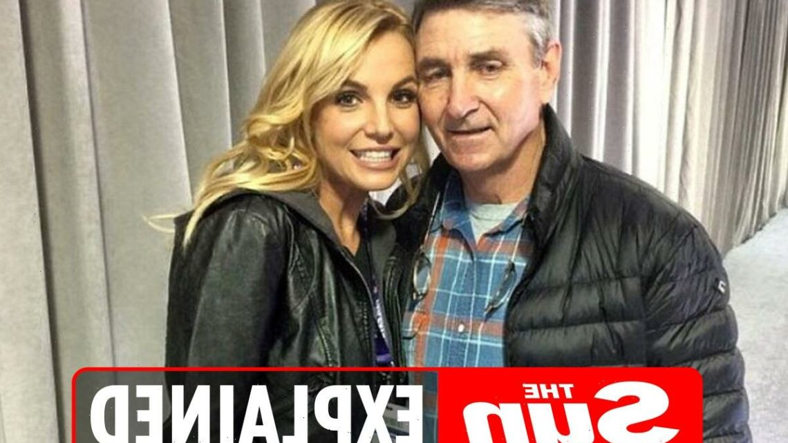 Who is Britney Spears' dad Jamie?