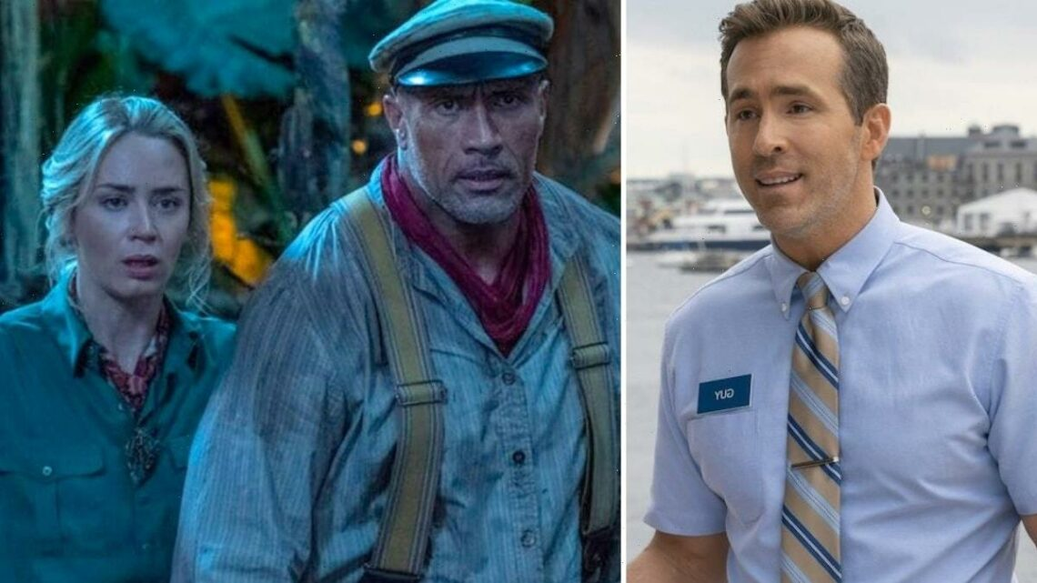 With 'Free Guy' and 'Jungle Cruise,' Disney Is Winning Both Sides of the Debate Over Hybrid Film Releases