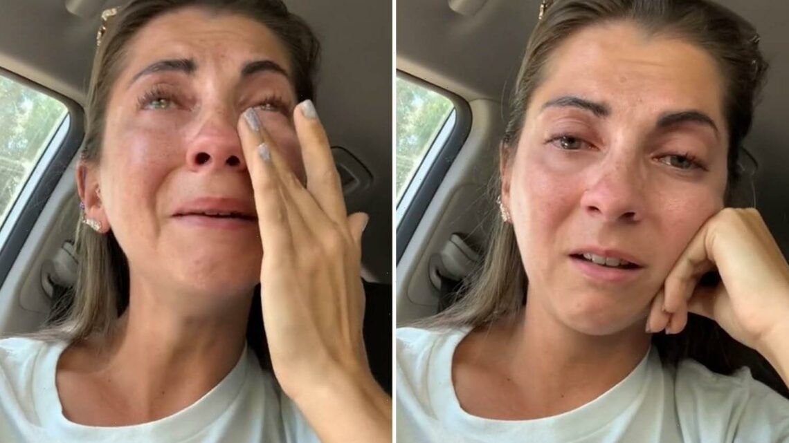Woman breaks down in heartbreaking video after she's denied service at popular chain coffee store simply for being deaf