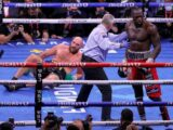 'Don't make that mistake again': Tyson Fury's trainer reveals reaction to Deontay Wilder knockdown