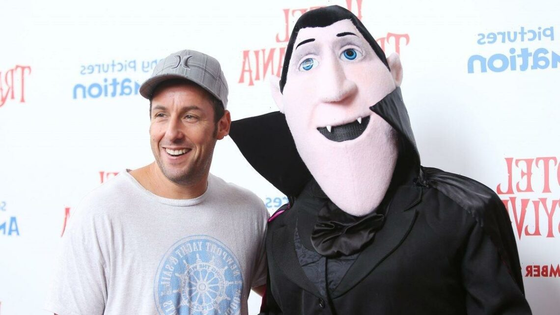'Hotel Transylvania 4': Why Adam Sandler Didn't Voice Dracula in the New Movie
